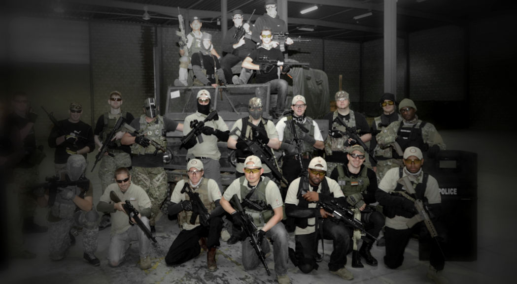 Reaper Squad 2011 @ The Compound