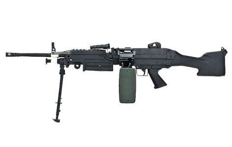 LightMachine guns