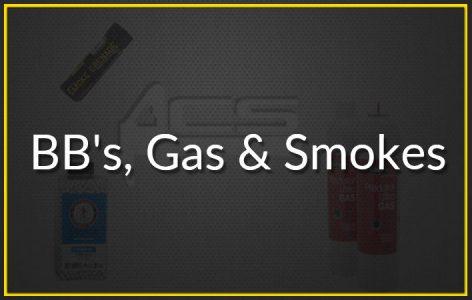 Ammo, Gas & Smoke