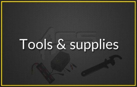 Tools & supplies